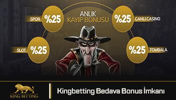 Kingbetting Bonus