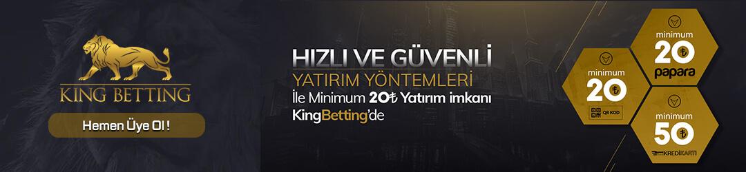 Kingbetting Spor Bahisleri - Casino | Kingbetting Giriş